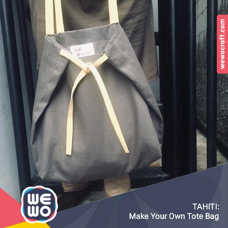 Make Your Own Totebag