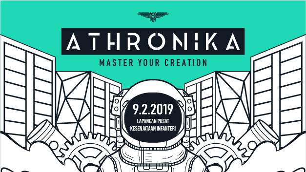 FROM 2 WITH LOVE 2019 ATHRONIKA